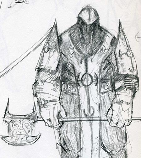 Haze's Sketchbook