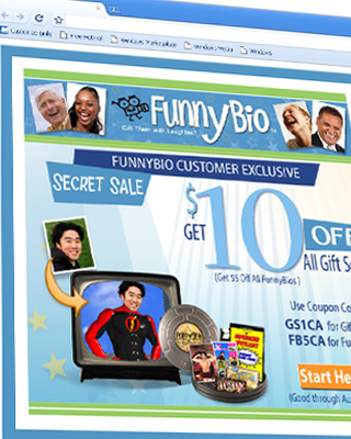 FunnyBio Special Promotion